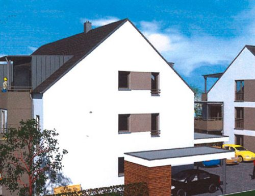 Neubau – 12 Wohnungen Habichtstraße in Fürth